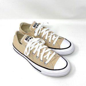 Converse CTAS OX Farro Beige Low Sneakers Canvas M